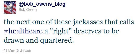 Bob Owens Twitter Feed